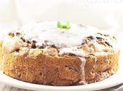 COFFEE CAKE MANZANA NUECES, LACTOSA decir, tarta manzana]