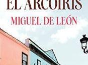 lugar sobre arcoiris. Miguel León