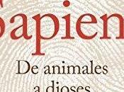 Sapiens, animales dioses