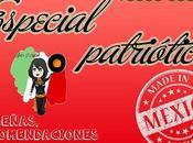 Especial Patriótico: Bienvenida