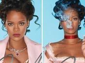Rihanna para Fashion Book