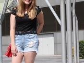 pareja perfecta: shorts croptop