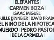 Muzzica Fest 2016: Elefantes, Carmen Boza, Niño Hipoteca...
