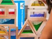 Jugar construir: nuestros materiales Waldorf Reggio Emilia