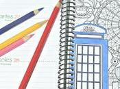 Vuelta Cole Agenda creativa para colorear