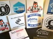 Huawei gana premios 2016