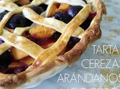 Diy-receta: tarta frutas cerezas, arándanos melocotón