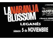 Naranja Blossom Leganés