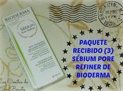 Paquete Recibido (3): Sébium Pore Refiner BIODERMA