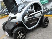 Renault, entrega primeros vehículos eléctricos Twizy