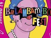 Suzy Quattro, Mocos Sugus, Balambam Fest septiembre
