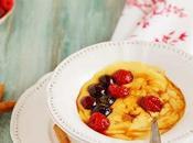 Crema frutos rojos caramelizada