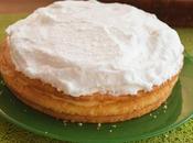Tarta Merengue Crema Pastelera Gluten