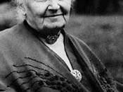 Pedagogas Historia: Maria Montessori.