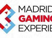 Nuevas actividades confirmadas para Madrid Gaming Experience