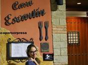 Restaurante casa escartín calatayud, zaragoza