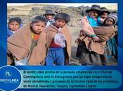 Gore lima distribuye tres frazadas zonas alto andinas…