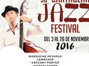 Festival Jazz Cartagena 2016: Madeleine Peyroux, Gregory Porter, Lambchop...