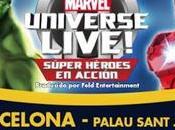 Llega Barcelona Marvel Universe LIVE!