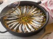 Arroz sardinas. recetas madre Joan Roca