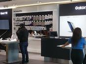 Samsung posiciona como líder retail