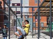 Rehabilitación espacio público. México