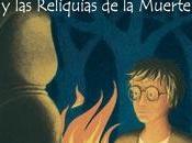 Harry Potter reliquias muerte J.K. Rowling