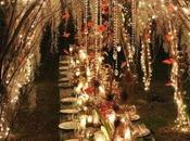 Tendencia: guirnaldas como elemento decorativo bodas