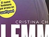 Reseña Dilemma You. Nuevo Amor. Dos… Cristina Chiperi