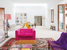 DECO casa ibicenca todo color