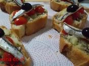 Cotrini tomate mozzarella albahca