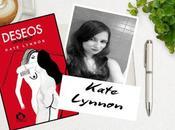 café con... Kate Lynnon