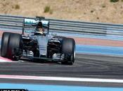 Mercedes completa programa exitoso días pruebas Paul Ricard