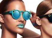 Snapchat muestra nuevas gafas cámaras