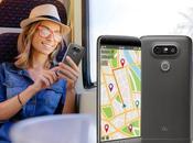 ¿Cómo utilizar Smartphone durante viaje?