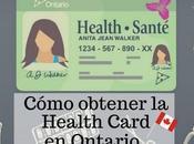 Cómo obtener health card/seguridad social Ontario, Canadá