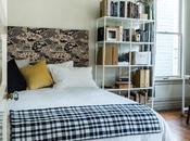 Zona cama estilo.