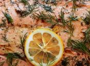 Salmon Horno Mantequilla