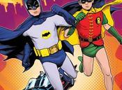Adam West retoma capa Batman.