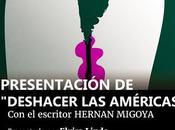 Deshacer Américas, Hernán Migoya