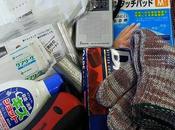 mochilas emergencia Japón (非常持出袋)