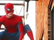Algunas fotos nuevo Spiderman; Holland