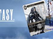 primer Opus Final Fantasy Trading Card Game llegará octubre