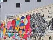 "Sello correo dedicado ""murales"" ifema"