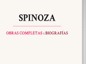 Reseña 'Spinoza. Obras completas biografías', Andrés Torres Queiruga