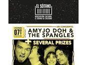 AmyJo Spangles Several Prizes Sótano