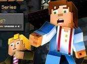 Minecraft: Story Mode llegará completo formato físico octubre