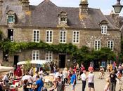 Locronan, pueblos bonitos Bretaña francesa