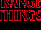 Stranger Things versión bits, exitosa serie Netflix ahora retro gamer