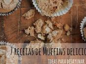 recetas muffins deliciosos para desayunar